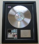 THE KINKS - Best Of The Kinks 1966-67 CD / PLATINUM LP DISC